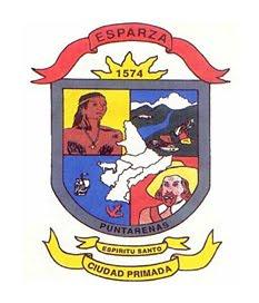 Escudo cantón de Esparza