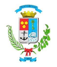 Escudo cantón de Puntarenas
