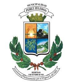Escudo cantón de Pérez Zeledón