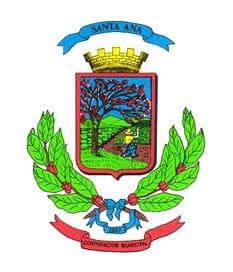Escudo cantón de Santa Ana