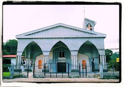 Iglesia de Quepos