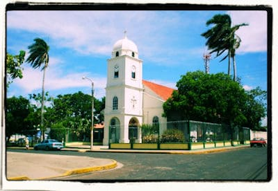 Iglesia de Bagaces, Guanacaste