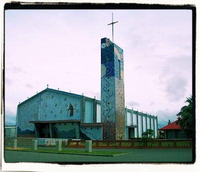 Iglesia de Cañas