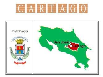 Provincia: Cartago