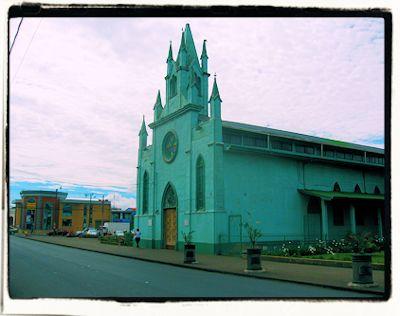 Iglesia de El Carmen, Cartago
