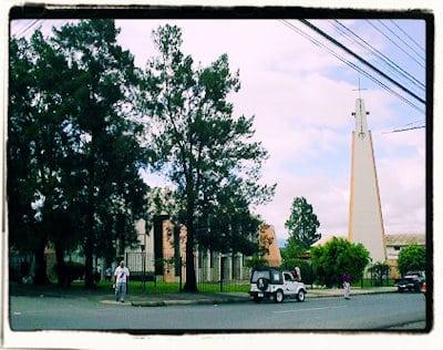 Iglesia de Ciudad Colón