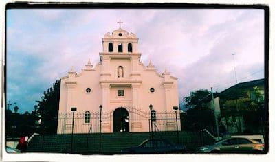 Iglesia de San Rafel de Escazú
