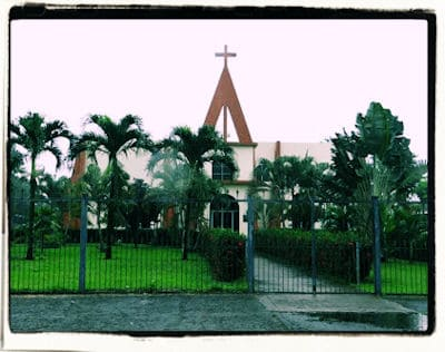 Iglesia de San Rafael de Guatuso