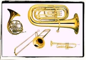Instrumentos de viento: metales