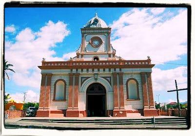 Iglesia de Tibás
