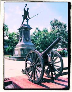 Monumento a Juan Santamaría