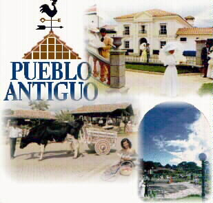 Pueblo Antiguo (Old Town)