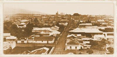 La ciudad de San José