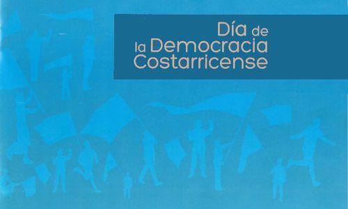 Día de la democracia costarricense