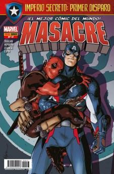 Masacre v3, 17 Imperio Secreto: Primer disparo