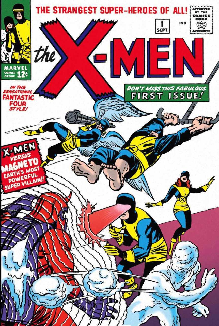 THE X-MEN VOL.1 / THE UNCANNY X-MEN VOL.1. – Marvel Gold. La Patrulla-X ...