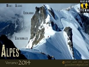 Alpes 2014
