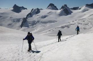 Alpinismo guía de montaña