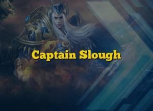 Captain Slough