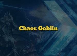 Chaos Goblin