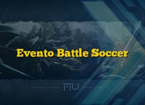 Evento Battle Soccer