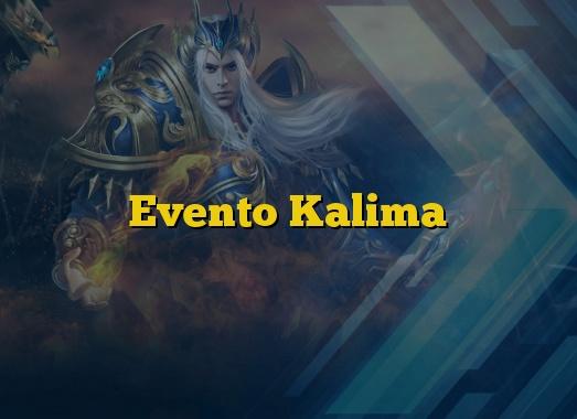 Evento Kalima