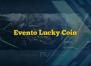 Evento Lucky Coin