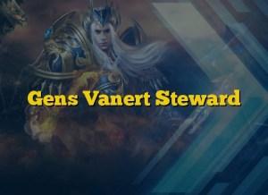 Gens Vanert Steward