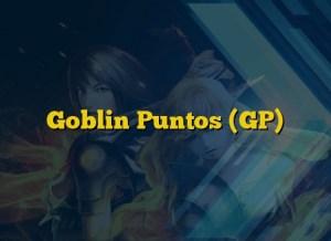 Goblin Puntos (GP)