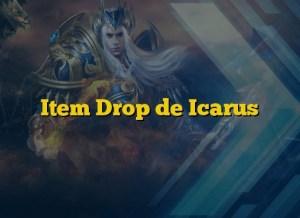 Item Drop de Icarus