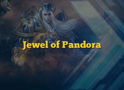 Jewel of Pandora