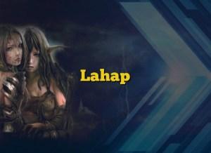 Lahap
