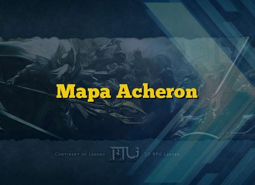 Mapa Acheron