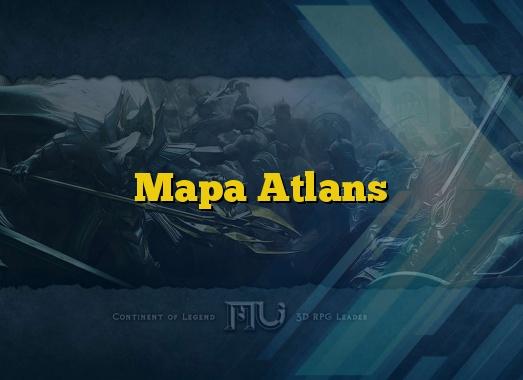 Mapa Atlans