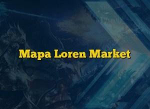 Mapa Loren Market