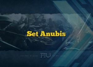Set Anubis