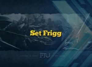 Set Frigg