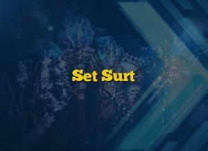 Set Surt
