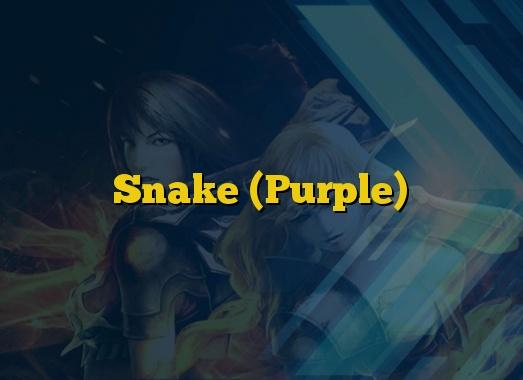 Snake (Purple)