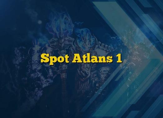 Spot Atlans 1