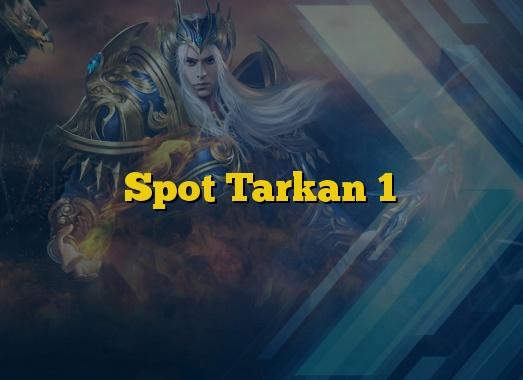 Spot Tarkan 1