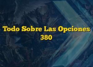 Todo Sobre Las Opciones 380