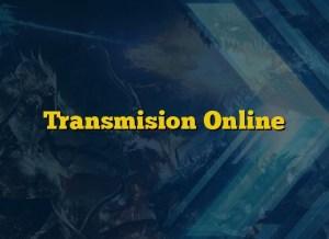 Transmision Online