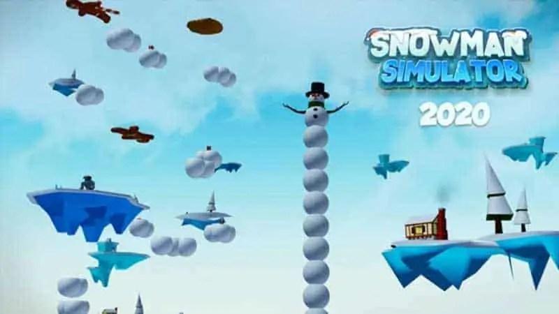 Roblox Snowman Simulator - Lista de Códigos (Mayo 2021)