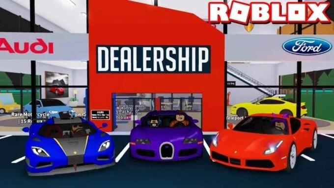 Roblox Car Dealership Tycoon Lista de Códigos (Junio 2021)