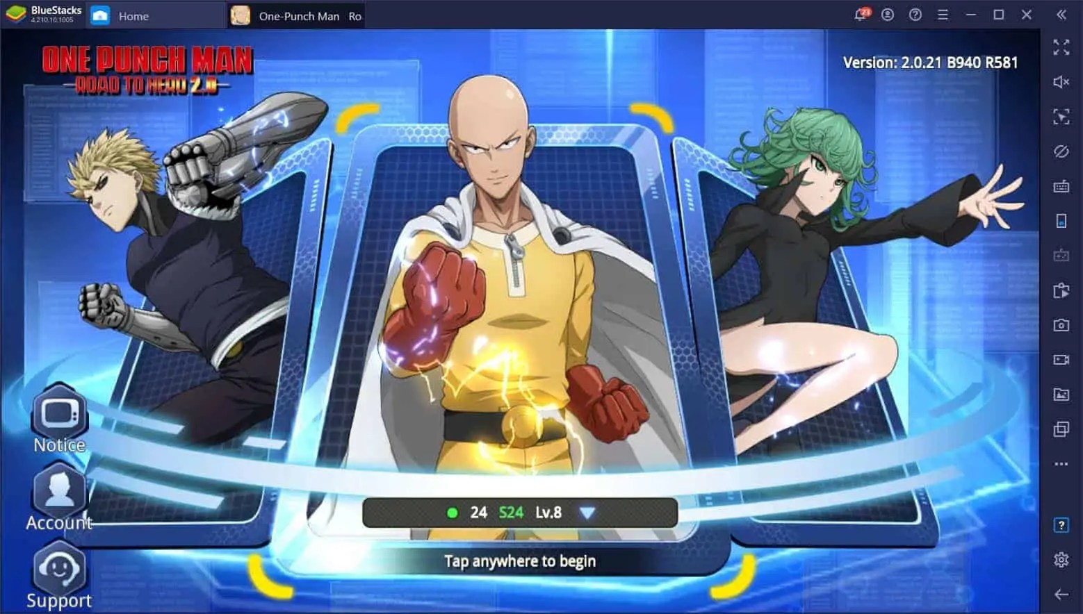 One Punch Man Road to Hero - Lista de Códigos (Mayo de 2021)
