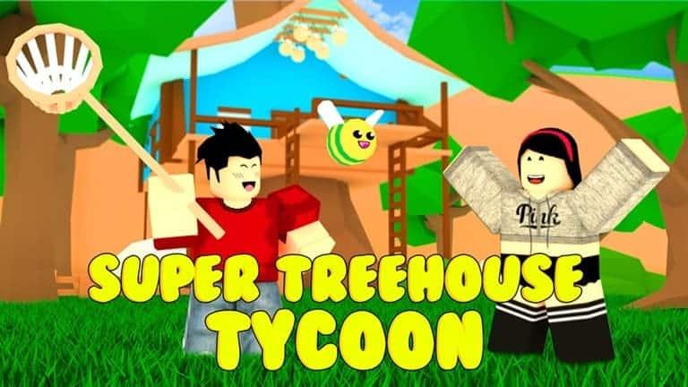 Roblox Super Treehouse Tycoon - Lista de Códigos (Mayo 2021)