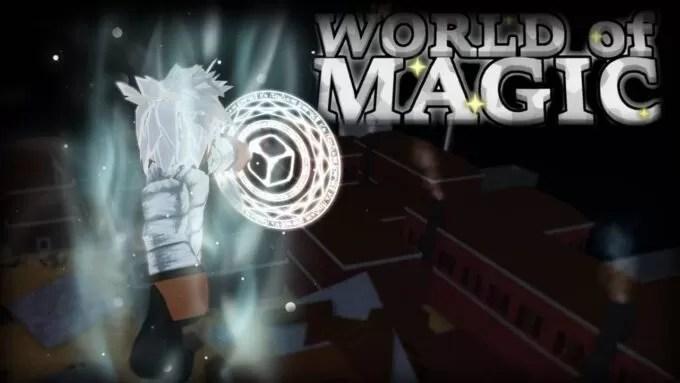 Roblox World of Magic - Lista de Códigos (Junio 2021)