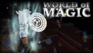 Roblox World of Magic - Lista de Códigos (Mayo 2021)
