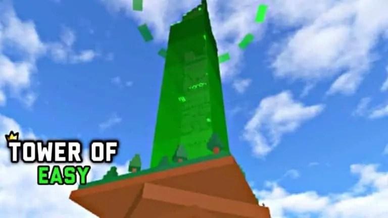 Roblox Tower of Easy - Lista de Códigos (Junio 2021)